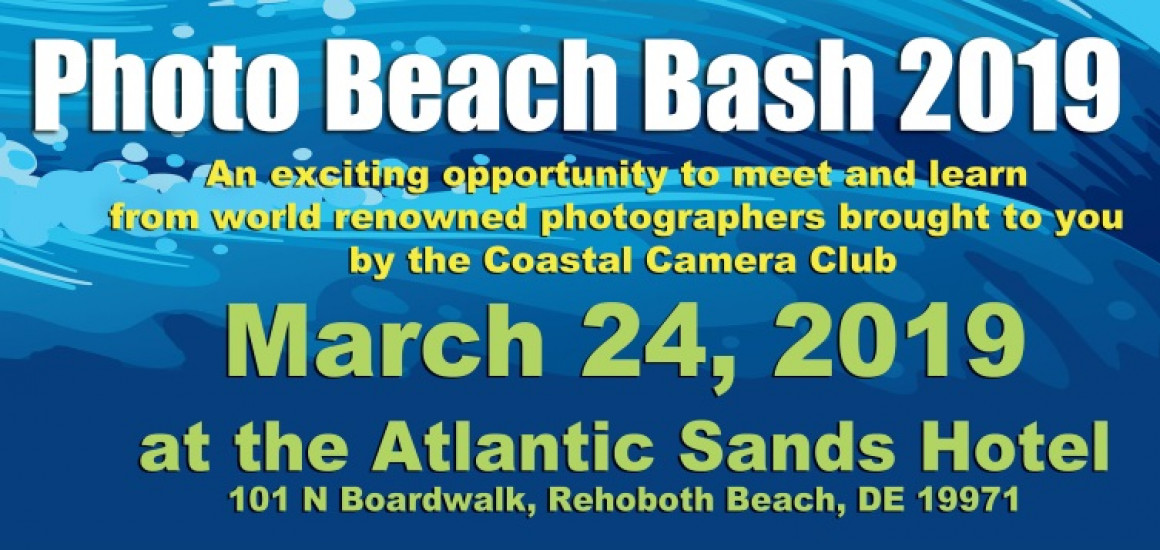 Photo Beach Bash Home Page Banner